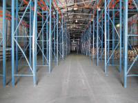 4 склад, система стелажного хранения